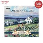 壁掛け カレンダー 2020 ラング LANG AMERICAN DREAM Paul Landry 340×610mm カントリー 風景
