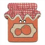 手芸用品 アトリエボヌールドゥジュール フランス製木製飾りボタン ハートアートコレクション オレンジジャム グッズ ハンドクラフト おしゃれ 手作り雑貨