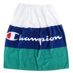 チャンピオン ファッションブランド 60cm丈 巻き 巻きタオル ラップタオル アーストリコ Champion