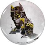 缶バッジ バットマン 80YEARS ビッグ カンバッジ DCコミック Aタイプ 5.6cm コレクション雑貨 キャラクター