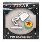 ピンバッジ PIXAR ピクサー ピンズ 2個セット ディズニー ルクソーJr&ピクサーボール コレクション雑貨