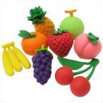 果物 立体 おもしろ 消しゴム ブリスターパック  ケシゴム インバウンド グッズ イワコー 日本製 文具 通販