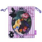 巾着袋 ふしぎの国のアリス アリスインワンダーランド きんちゃくポーチ ディズニー かわいい 18×20cm 小物入れ