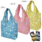 スマート エコバッグ すみっコぐらし 折りたたみ ショッピングバッグ サンエックス はな 43×32.5×11.5cm お買い物かばん