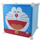 ドラえもん 収納用品 組立式 収納ボックス 笑顔 グッズ アニメキャラクター