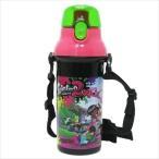 水筒 スプラトゥーン2 キャラクター グッズ スケーター 480ml 直飲みプラワンタッチ ボトル nintendo 日本製 子供