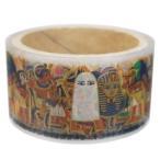 大人の図鑑シリーズ PIRITTE ピリッテ マスキングテープ 古代エジプト プチギフト デコレーション