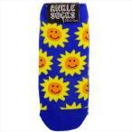 女性用靴下 ひまわりSMILE レディースアンクルソックス オクタニコーポレーション 23〜25cm 男女兼用 プチギフト グッズ