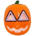 ハロウィン雑貨 PUMPKIN LIGHT UP MASK/パンプキンマスク  オクタニコーポレーション 22×17.5×4.5cm