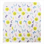 ポチ袋 長札 金封 L 3枚セット SMILE ALPHABET オクタニコーポレーション おとしだま袋 封筒