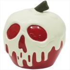 白雪姫 貯金箱 陶磁器製バンク 毒りんご グッズ かわいい ギフト プレゼント