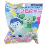 マスコットが飛び出すバスボール NHKキャラ キャラクター みいつけた エスケイジャパン レモンの香り 子供とお風呂 グッズ 入浴剤