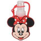 ミニーマウス ケース付き スプレーボトル アルコール消毒液対応 詰め替え用 スプレーボトル ディズニー 粧美堂 トラベル雑貨