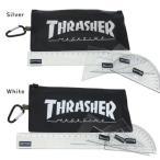 THRASHER スラッシャー グッズ ものさし ケース入り 定規 セット Vol3 サカモト 三角定規 2ヶ 直定規 分度器