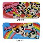 パワーパフガールズ 筆箱 缶ペンケース ハートパワー レインボー 文具 キャラクターグッズ スモールプラネット 8.5×19×2.3cm ペンケース