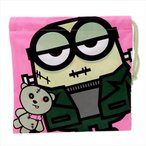 ミニオン 新入学 新学期準備 怪盗グルー コップ袋 巾着袋 アニメキャラクター グッズ スモールプラネット ミニオンモンスター フランケン