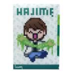 UUUM ウーム ポケット ファイル キャラクター グッズ 5インデックス A4 クリアファイル はじめしゃちょー YouTuber サンスター文具