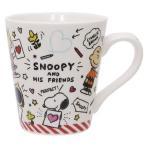 ショッピングマグ マグカップ スヌーピー スリムマグカップ マリモクラフト らくがき グッズ キッズ食器 ギフト キャラクター