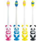 歯ブラシ 吸盤付き歯ブラシ パンダ ユーカンパニー Tooth Brush 可愛い 洗面用具グッズ シネマコレクション