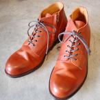 PADRONE パドローネ PU7358-1205-13D CHUKKA BOOTS with SIDE ZIP チャッカブーツサイドジップ / BAGGIO キャメル