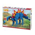 LaQ ラキュー Dinosaur World ダイナソーワールド Stegosauruses ステゴサウルス 300pcs+4pcs