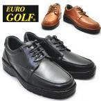 ショッピングウォーキングシューズ <<店内全品送料無料>>EURO GOLF ウォーキングシューズ/紐靴/No92351