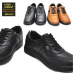 ショッピングウォーキングシューズ <<店内全品送料無料>>EURO GOLF ウォーキングシューズ/紐靴/ファスナー付/軽量/No98681