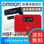 体重計 体脂肪計 体重体組成計 オムロン (OMRON) カラダスキャン HBF-254C (送料無料)