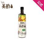 【公式】美酢(ミチョ) パイナップル 大容量 900ml | 保存料無添加 飲むお酢 韓国【メーカー直送・正規品】
