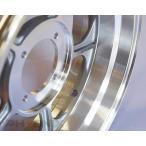 2835-2860 モンキー 10インチ キャスト ホイール 4J 3.5J 2本セット(送料無料/税込み) [タイヤホイール関連]