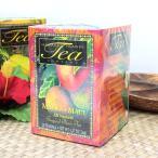 紅茶 ギフト ハワイ 土産 ハワイアン アイランド ティー マンゴー マウイ トロピカルブラックティー 1.27oz 36g 20ティパック
