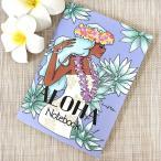 ノート かわいい ハワイアン雑貨 maunaloa マウナロア A5 アロハノート Meeknest Quilt floral おしゃれ かわいい