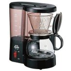 ショッピングコーヒーメーカー カリタ kalita コーヒーメーカー ET-102(ブラック)#41005  コーヒーブルーワー