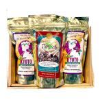 送料無料 コーヒーギフト デカフェ コロンビア G-8 ( 150g×3個詰合わせ) クラシカルコーヒーロースター