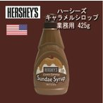 HERSHEY'S  ハーシー キャラメルシロップ 425g  送料無料 3,500円 お買い物で