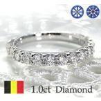 ショッピングPT エタニティリング プラチナ950 H&Cダイヤモンド ハーフエタニティリング