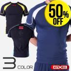 GX3/ジーバイスリー SPORTS DRY & FIT 2 コンプレッション Tシャツ