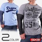 GX3/ジーバイスリー WEAR DENIM DX ロングTシャツ