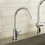 [R-A103]R-A103 水栓セット 水栓金具を取り替えて、水まわりをリフレッシュ! キッチン 水栓 蛇口 交換 取付工事 取り替え 三菱ケミカル クリンスイ