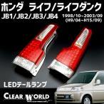 クリアワールドRTH-24:ホンダ JB1/4ライフ LEDコンビテール