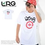 LRG エルアールジー Tシャツ 半袖 スクリプトロゴ 矢印サークルツリー (J191035)