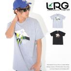 LRG エルアールジー Tシャツ 半袖 立体ツリーロゴ マルチカラー (J191047)