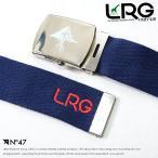 ショッピングLRG LRG エルアールジー ガチャベルト GIベルト グラデーション バックルLRGツリーロゴ (Z175503)