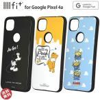 Google Pixel4a 5.8インチ 高品質 耐衝撃 ケース ディズニー ピクサー キャラクター カバー グーグルピクセル4a ミッキーマウス くまのプーさん ストラップ