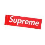 シュプリーム ボックス ステッカー SUPREME Box Logo Sticker RED 赤 【新品】 290000699013