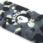 A BATHING APE (エイプ) CITY CAMO COLLEGE I PHONE 6/6S CASE (アイフォンケース) BLACK 273-000082-011x【新品】 (グッズ)