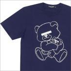 UNDERCOVER(アンダーカバー)  NEU BEAR Tシャツ  NAVY 200-004825-049x【新品】(半袖Tシャツ)