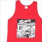 SUPREME(シュプリーム)  x Barrington Levy(バーリントン・リーヴィ)  Bounty Hunter Tank Top (タンクトップ)  RED 205-000134-133+【新品】(TOPS)