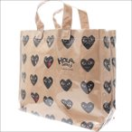 COMME des GARCONS(コムデギャルソン)  HOLIDAY emoji SHOPPER TOTE BAG (トートバッグ)  BEIGE 277-002340-016+【新品】(グッズ)