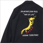 WTAPS (ダブルタップス)  TOUR JK/JACKET (ジャケット)  162LTDT-JKM02  BLACK 230-000998-041-【新品】(OUTER)
